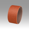 3M Cubitron 747D Coated Ceramic Spiral Band - 60 Grit - 1 in Width - 3 in Diameter - 80772 -- 051144-80772 - Image