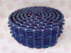 INTRALOX A1D9-41DCA1-LT-01 ( PLASTIC CHAIN 900 FLUSH GRID BLUE ACETAL 3.25IN WIDTH 10FT LENGTH ) -Image