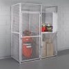 HALLOWELL Modular Storage Lockers -- 5826400