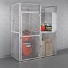 HALLOWELL Modular Storage Lockers -- 5826800