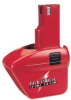 MILWAUKEE Fat Pak 12-Volt 2.5 Amp Hour NiCad Pod Style -- Model# 48-11-0300