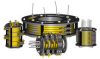 Non-Enclosed Slip Ring Assembly -- D24B-1500
