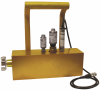 Portable Hydraulic Tester -- Sensor Array with Load Valve