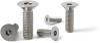 Hex Socket Flat Head Bolt (with Pin) -- SRHFS -Image