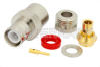 RP BNC Female Connector Clamp/Solder Attachment For PE-SR402AL, PE-SR402FL, RG402 -- PE4744 -Image
