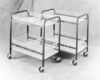 CART - Laboratory, Glassware, Two-Basket, Labconco, 2-Basket Glassware Cart -- 1161079