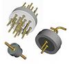Custom Circular DC Connectors -- View Larger Image