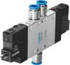 Air solenoid valve -- CPE18-M1H-5J-QS-10 -Image