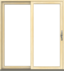 Tradition Plus Wood Sliding Patio Door Series - Image