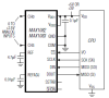 300ksps/400ksps, Single-Supply, 4-Channel, Serial 10-Bit ADCs with Internal Reference -- MAX1082A
