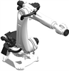 High Payloads 6-Axis Articulated Robots -- KR 210 R2700 prime CR - Image