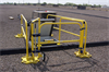 Roof Hatch Fall Protection -- Grab Bar - Image