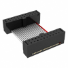 Rectangular Cable Assemblies -- FFSD-10-D-07.00-01-N-RN2-ND -Image