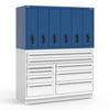 R2V Vertical Drawer Cabinet, 6 Drawers (60