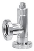Manual All Metal Angle Valve