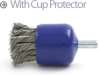 Knotted Wire End Brush -- BNH-6C
