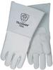 750 Stick Welding Gloves - Top grain elkskin welding gloves > SIZE - L > STYLE - 12/Pr/Pk > UOM - Pair -- 750-L