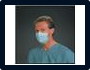 Kimberly-Clark EarLoop Procedure Mask-Case/500 - 4 Color Choices - Image