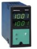 GEFRAN 1001-V-1H-0-1 ( MICROPROCESSOR TEMPERATURE CONTROLLER, FACEPLATE CONFIGURABLE. UNIVERSAL INPUT, 4-DIGIT DOUBLE DISPLAY; DIMENSIONS 96X48MM ) -Image