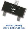 Hyberabrupt Junction Tuning Varactor Diode Chip -- SMV2022 Series