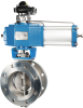 BW Series Flanged Type Butterfly Valve