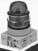 IDEC - APW299D-A-120V - INDICATOR, LED PANEL MNT, AMBER, 120V -- 899958