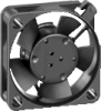 Axial Compact DC Fans -- 255 H -- View Larger Image