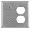 Standard Wall Plate -- NP138AL - Image