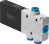 Air solenoid valve -- MHE3-M1H-3/2O-QS-6 -Image