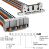 Rectangular Cable Assemblies -- H3DWH-2006M-ND -Image