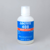 Henkel Loctite Prism 408 Instant Adhesive Low Odor-Low Bloom Clear 1 lb Bottle -- 233742 - Image