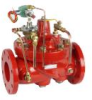 Deluge Valve - Pneumatic Hydraulic Electric Actuated -- M100D-B