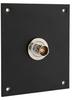 1 JACK PANEL INSERT BULKHEAD FRONT MOUNT TRB 3 LUG ISOLATED -- REF00207 -Image