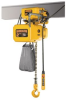HIGH CAPACITY ELECTRIC HOIST WITH MOTORIZED TROLLEY -- HERM100L-L