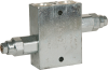 Poppet Style Cross Over Relief Valve -- 1240044 - Image