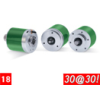Absolute multi turn encoders -- EM58 PA