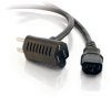 6ft 16 AWG Universal Power Cord with Extra Outlet -- 2306-30536-006
