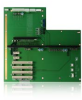 Rackmount, PICMG 1.3, 8-Slot Backplane, 4 PCI, 2 PCI-Express [x1], 1 PCI-Express [x16], Single Segment -- BP-208RH-P4E3