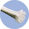 High Temperature Braided Sleeve - ThermoJacket® C -- Brand: Bentley-Harris®