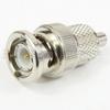 MCX Jack to BNC Male (plug) Adapter, 1.35 VSWR -- SM3670 - Image