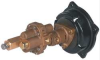 Rotary Gear Pump Head, 3/8 In., 3/4 HP -- 4KHC1