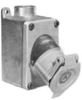 Explosionproof Pin and Sleeve Receptacle Assembly -- EFS110-20232M