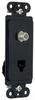 Telephone Jacks -- S26TELTV-BKCC14 - Image