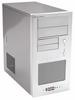 SilverStone TJ08 Micro Tower Case - Silver -- 9459