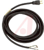 POWER SUPPLY CORD, 15', 14AWG 3 CONDUCTOR, RUBBER INSULATION -- 70116059