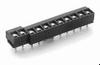 Metric Pin Spacing Top Wire Circuit Terminal Blocks -- 30.766 -Image
