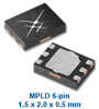 0.1-6.0 GHz GaAs SPDT Switch -- SKY13335-381LF