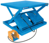 Air Spring Actuated Lift Table -- ATVW-2024 -Image