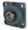 Flange Mounting Blocks-Set Screw Type Bearing  -  Inch -- BBXBLK-UCF20515 -- View Larger Image