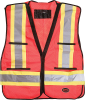 Orange Safety Vest -- 8377509